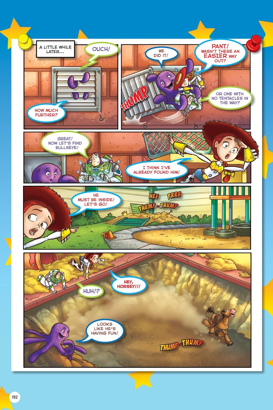 Read online DISNEY·PIXAR Toy Story Adventures comic -  Issue # TPB 1 (Part 2) - 92