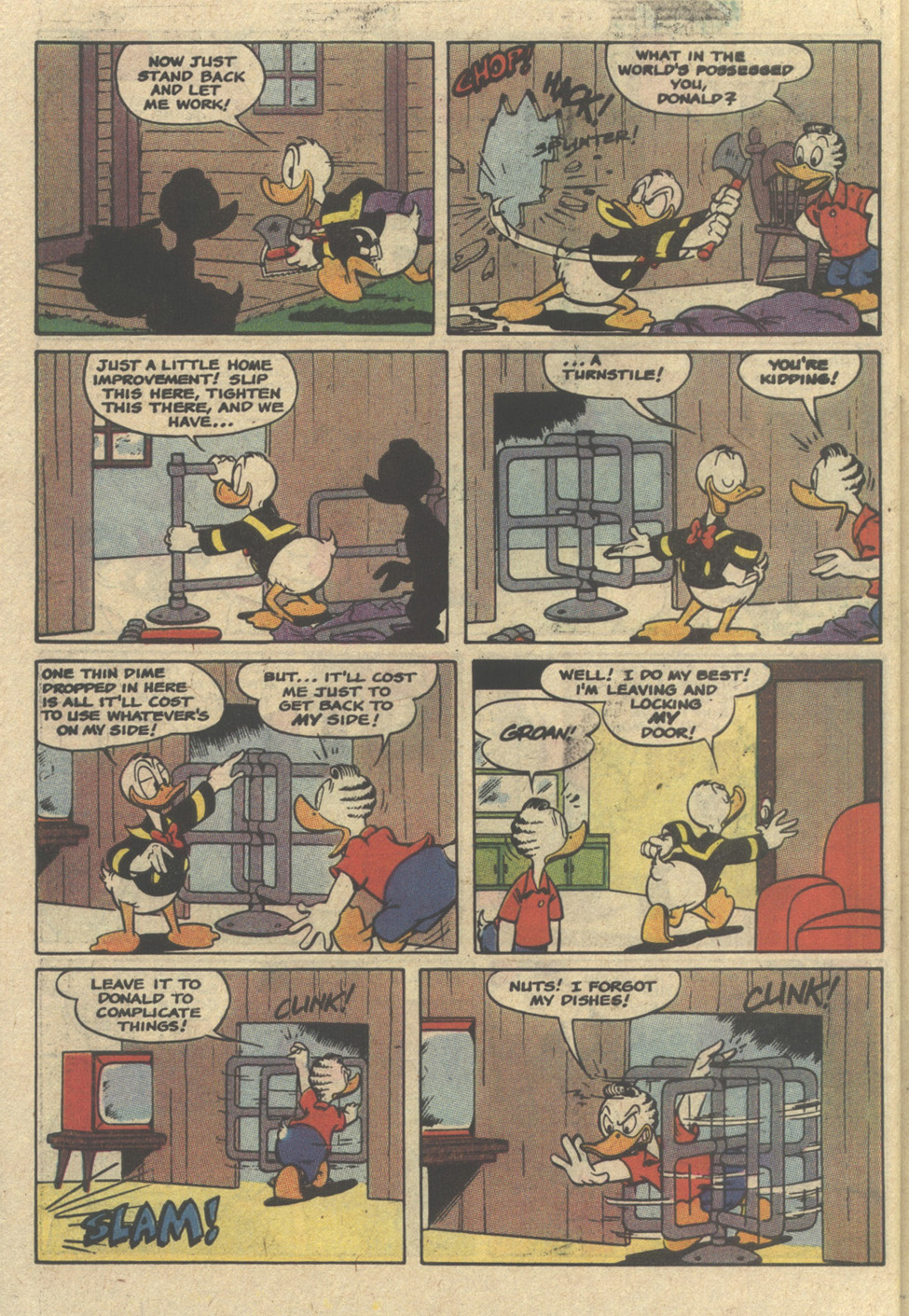 Walt Disney's Donald Duck (1986) issue 272 - Page 30