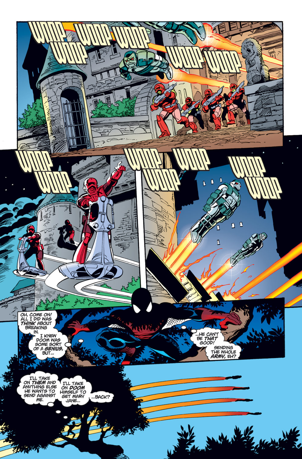 The Amazing Spider-Man (1999) 15 Page 6