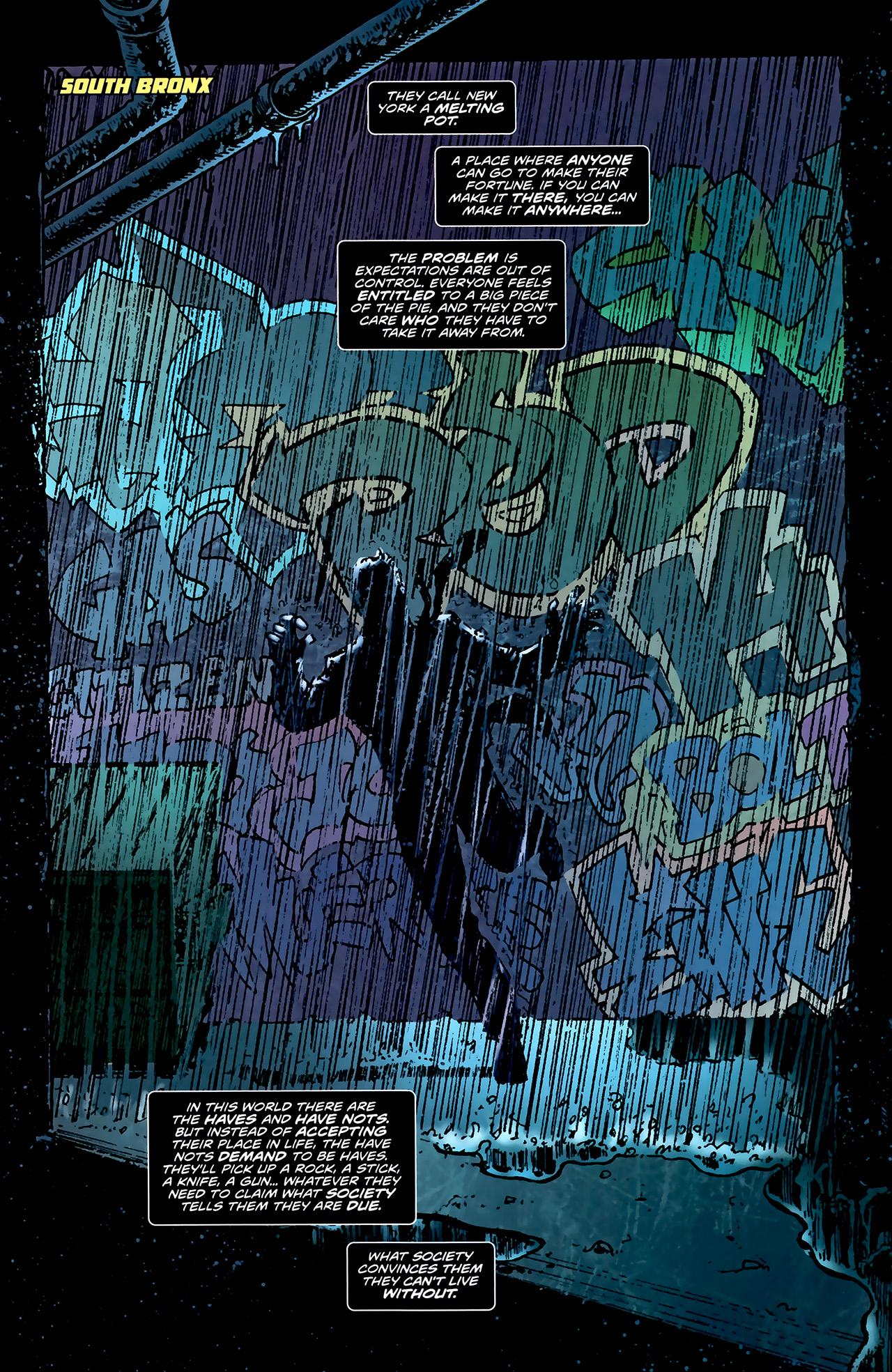 Read online ShadowHawk (2010) comic -  Issue #4 - 4