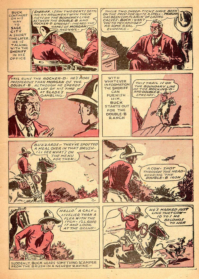 Read online Detective Comics (1937) comic -  Issue #30 - 17