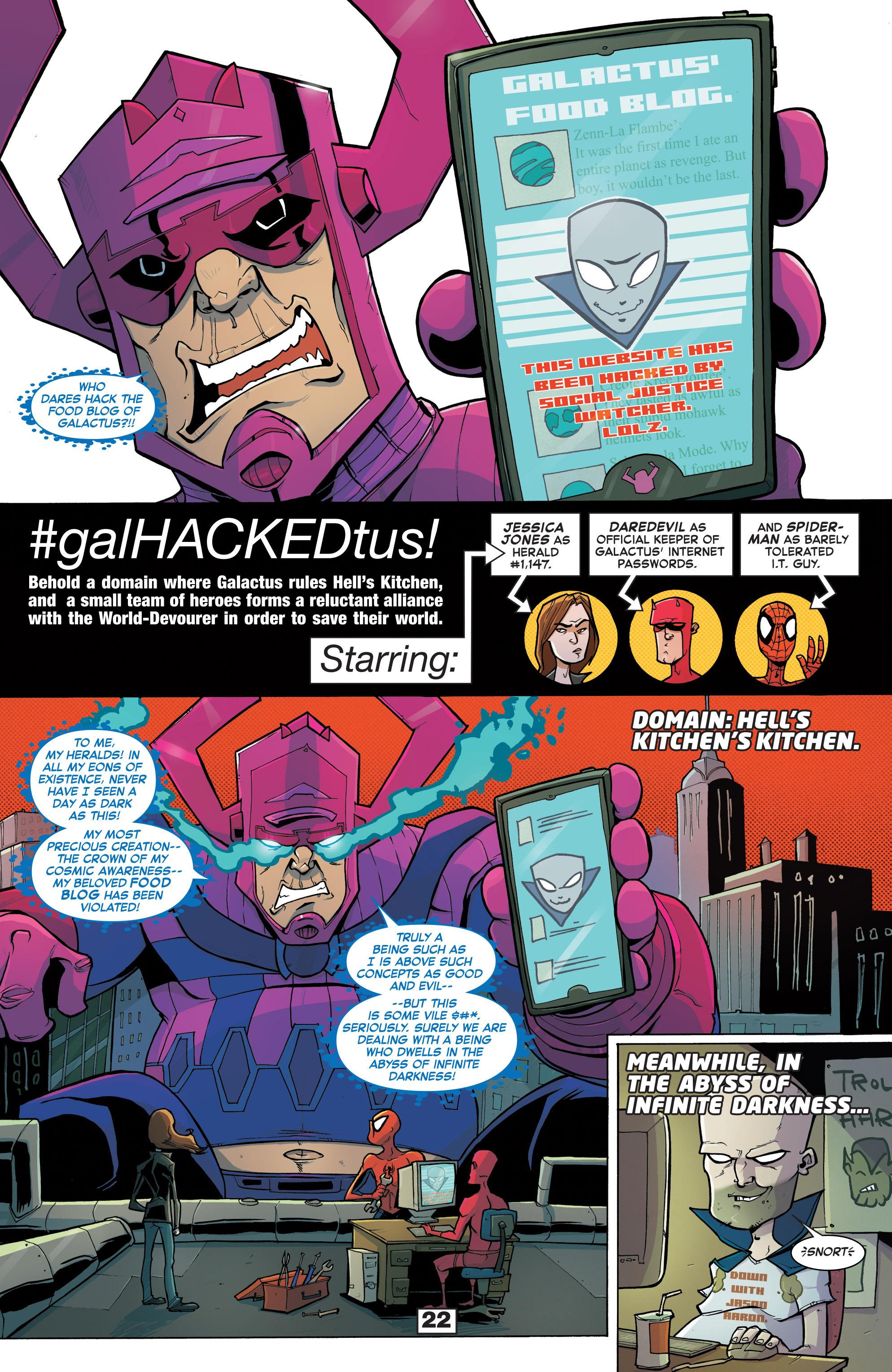 Read online Secret Wars Too comic -  Issue # Full - 24