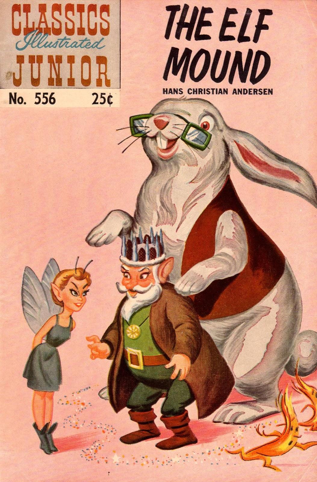 Classics Illustrated Junior 556 Page 1