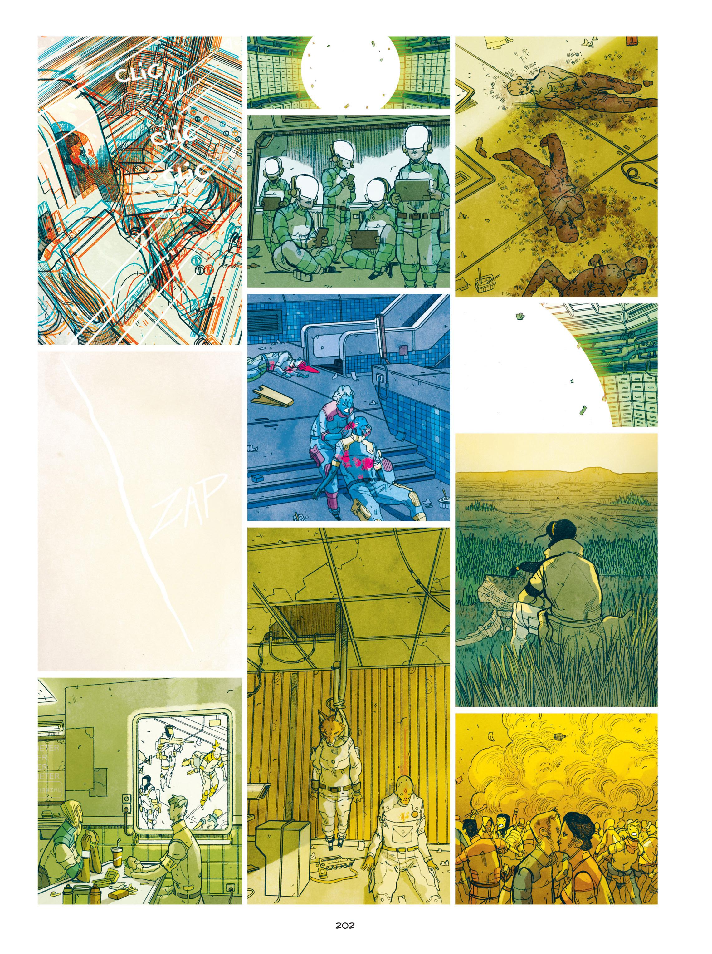 Read online Shangri-La comic -  Issue # Full - 203