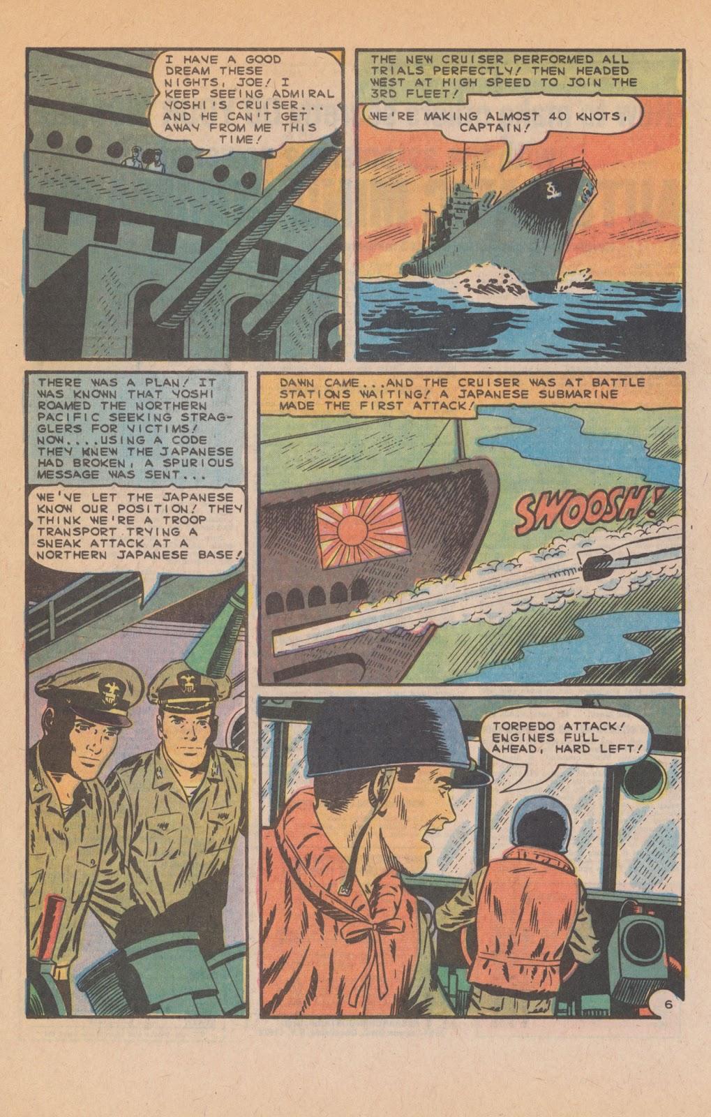 Read online Fightin' Navy comic -  Issue #132 - 29