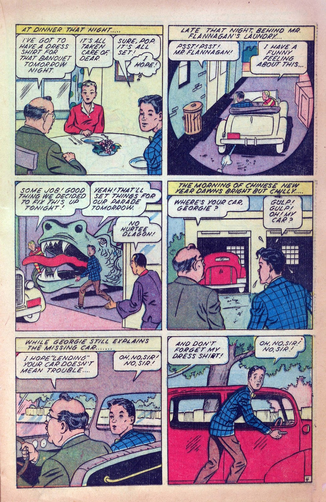 Read online Joker Comics comic -  Issue #25 - 25