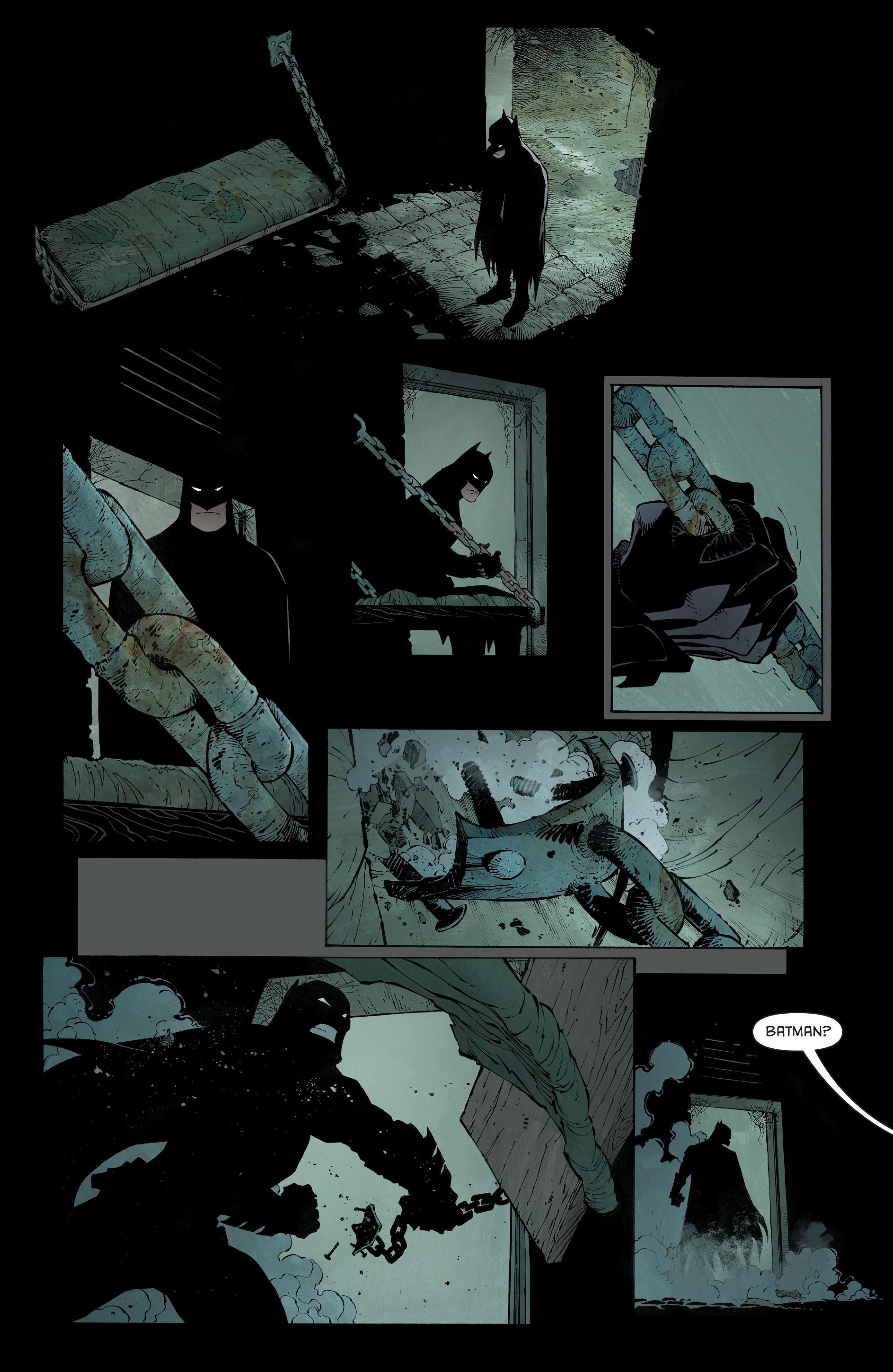 Read online Batman (2011) comic -  Issue # _TPB 7 - 44