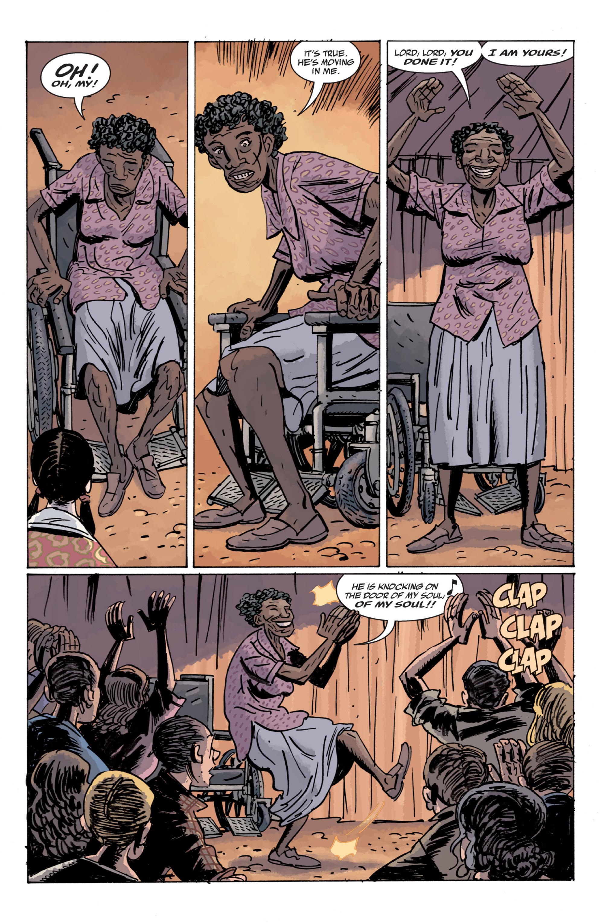 Read online B.P.R.D. (2003) comic -  Issue # TPB 12 - 38