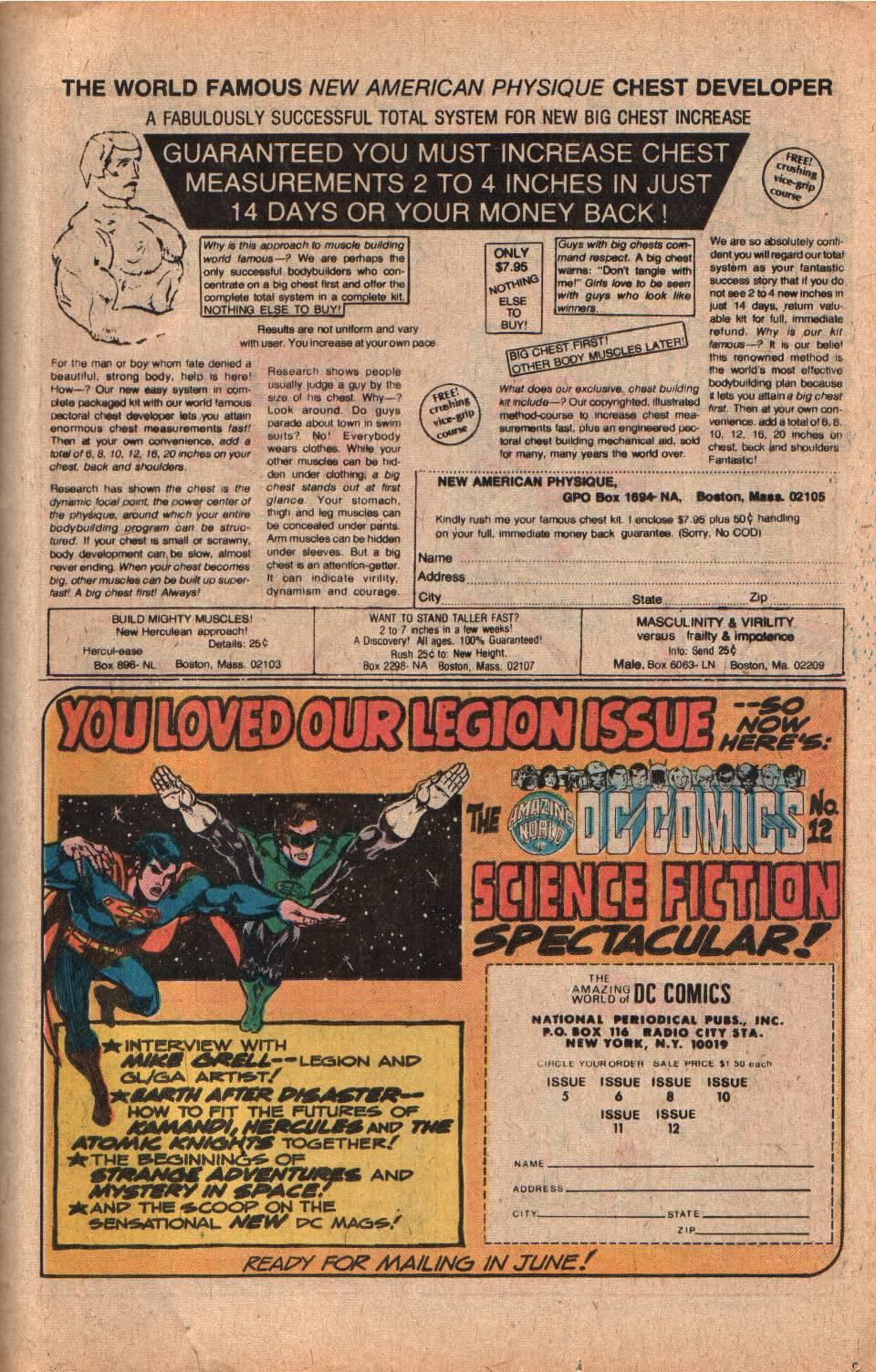 Read online Shazam! (1973) comic -  Issue #25 - 29