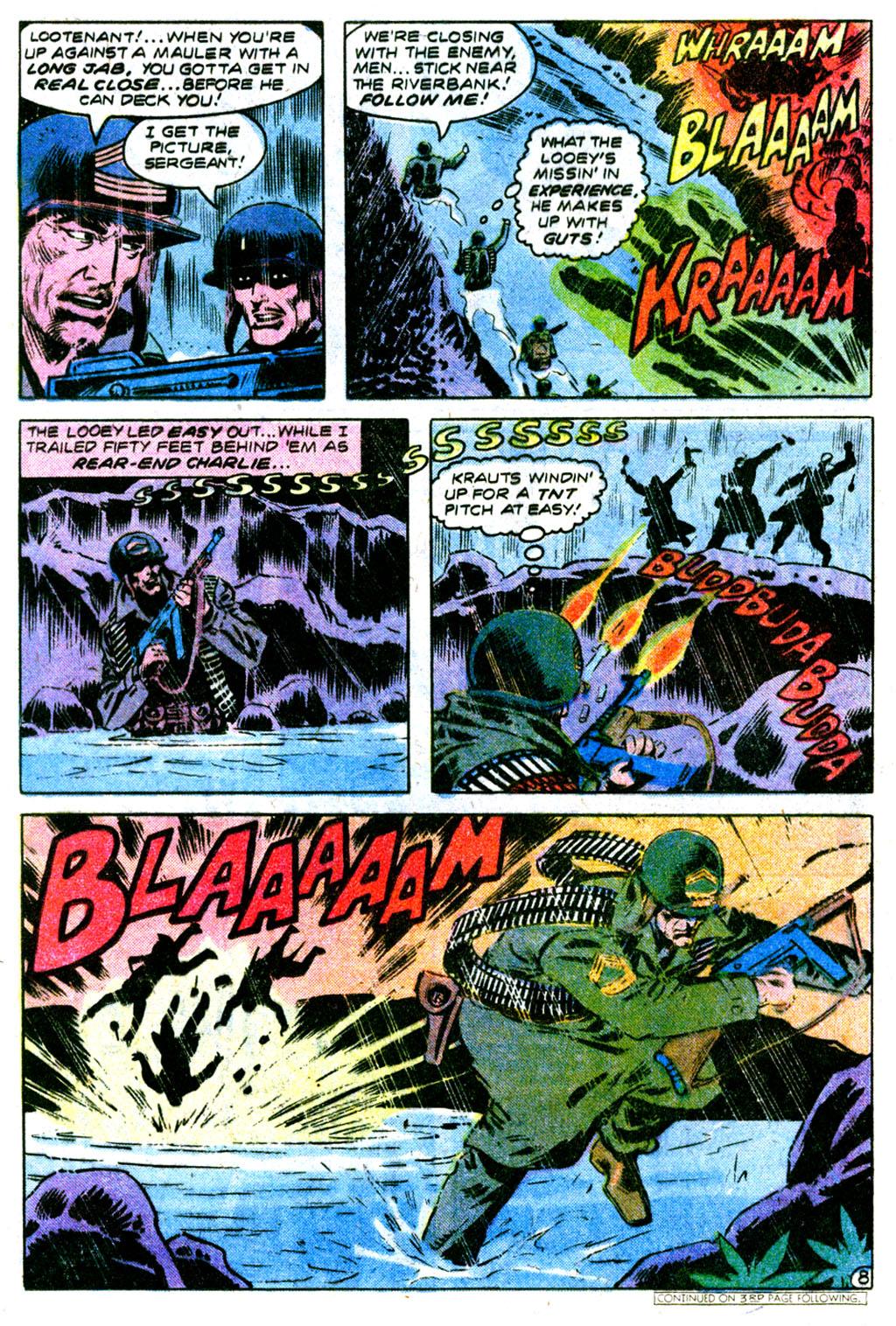 Read online Sgt. Rock comic -  Issue #340 - 8