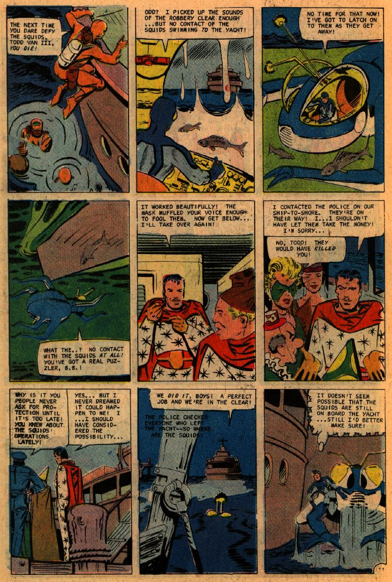 Blue Beetle (1967) issue 1 - Page 16