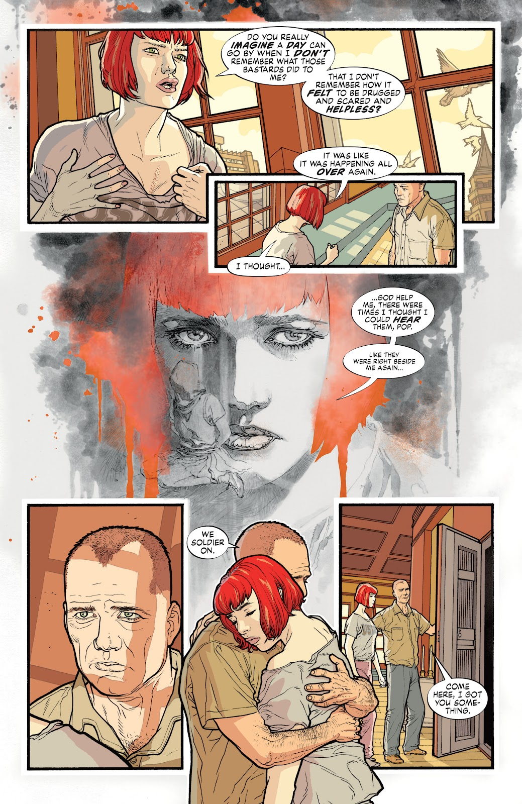 Read online Detective Comics (1937) comic -  Issue # _TPB Batwoman – Elegy (New Edition) (Part 1) - 20