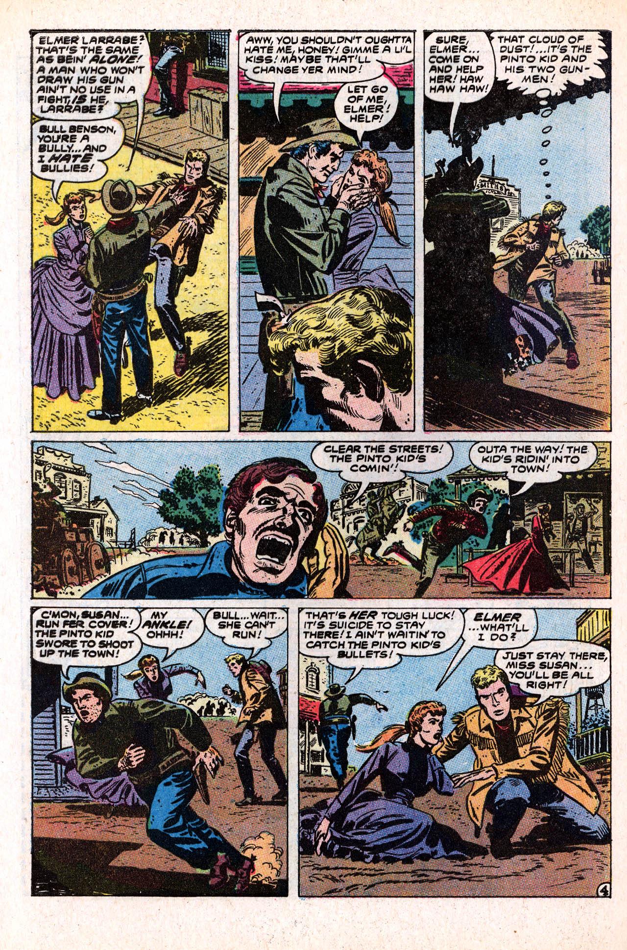 Read online Two-Gun Kid comic -  Issue #98 - 32