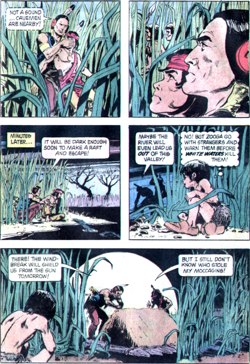 Read online Turok, Son of Stone comic -  Issue #122 - 25