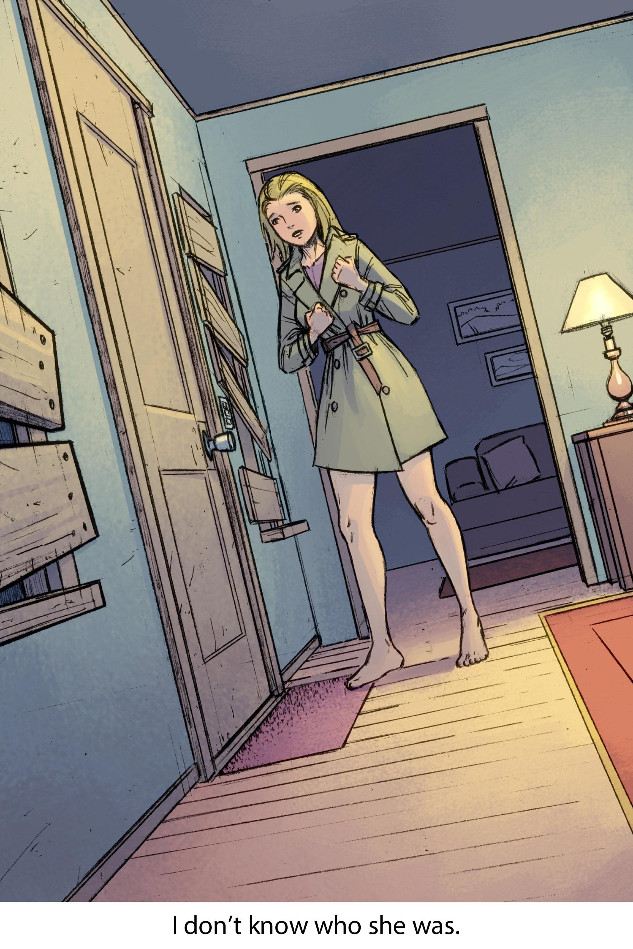 Read online Soul comic -  Issue #2 - 22