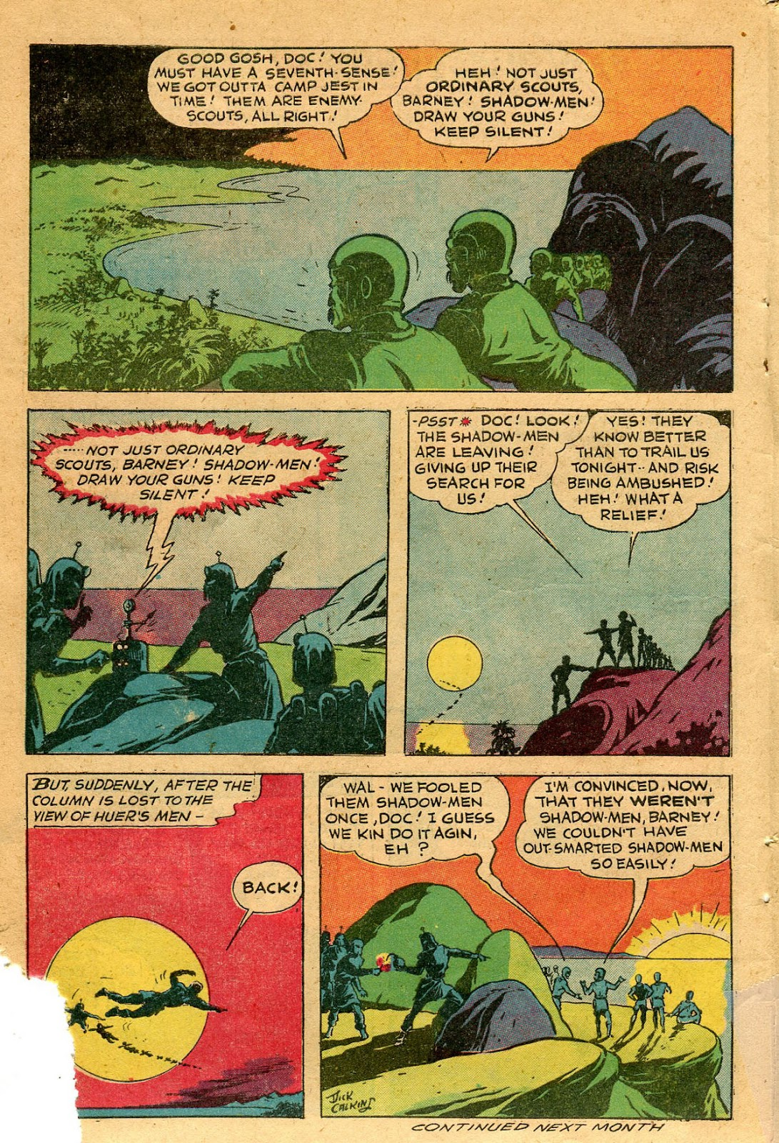 Read online Famous Funnies comic -  Issue #127 - 10