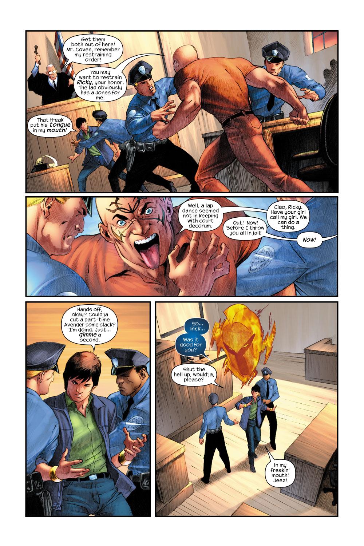 Captain Marvel (2002) Issue #9 #9 - English 17