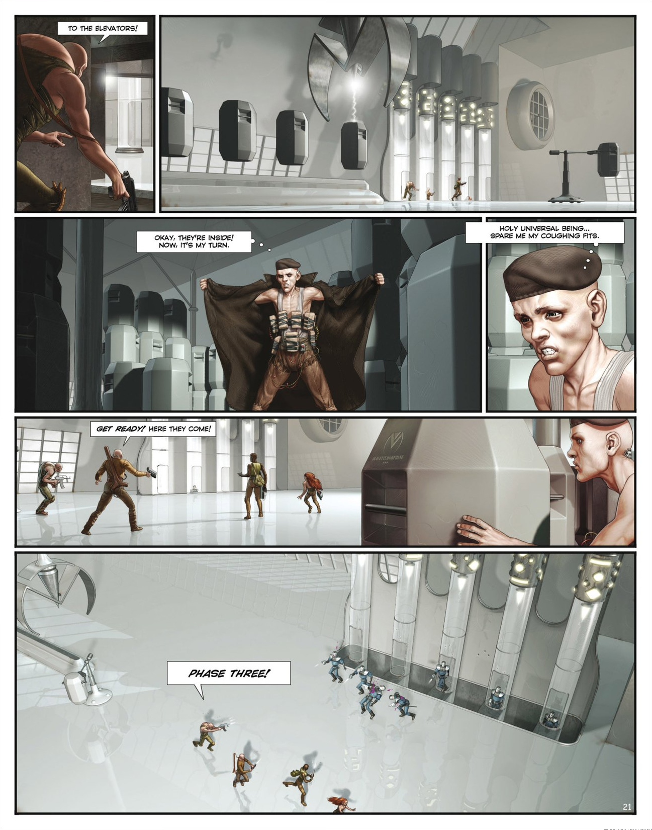 Read online Megalex (2014) comic -  Issue #2 - 23
