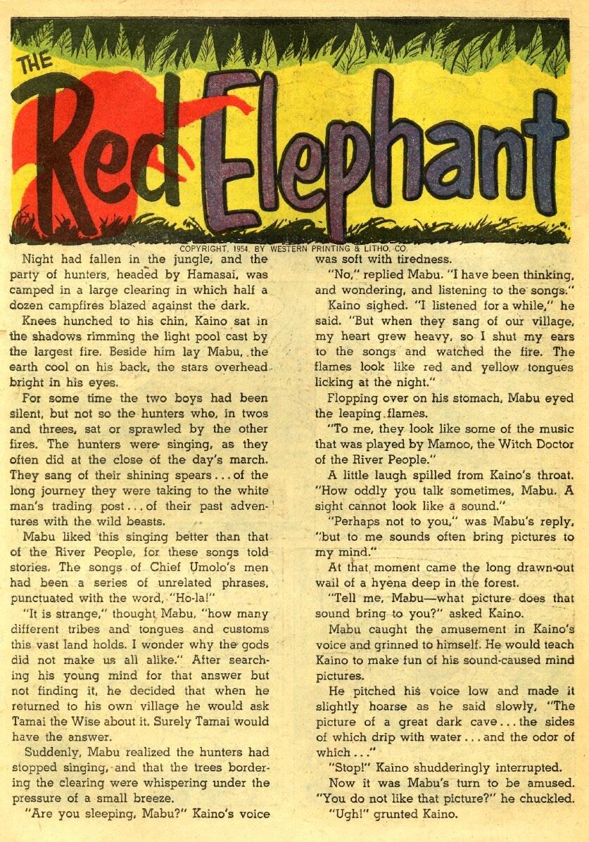 Tarzan (1948) issue 56 - Page 42