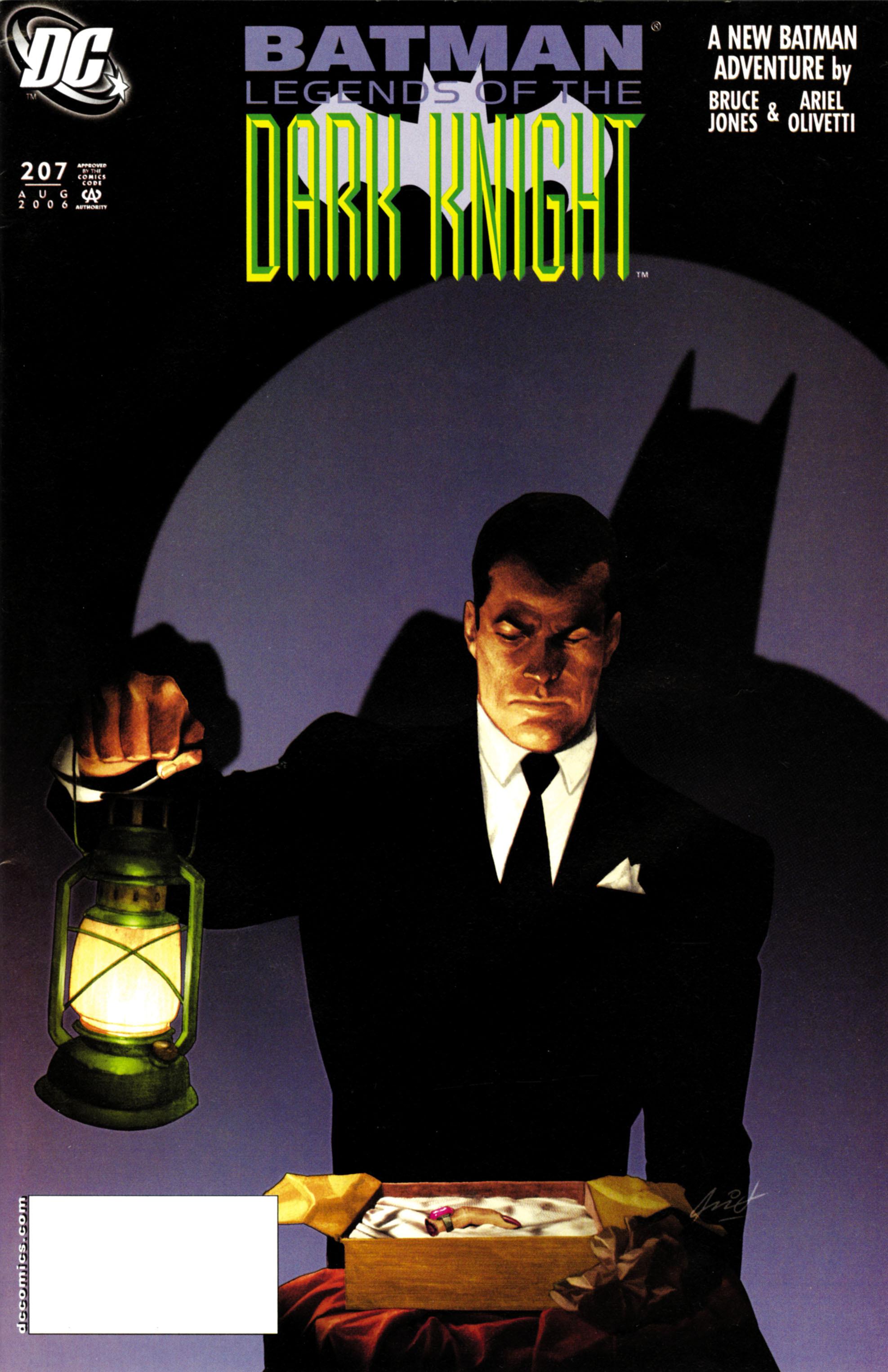 Batman: Legends of the Dark Knight 207 Page 1