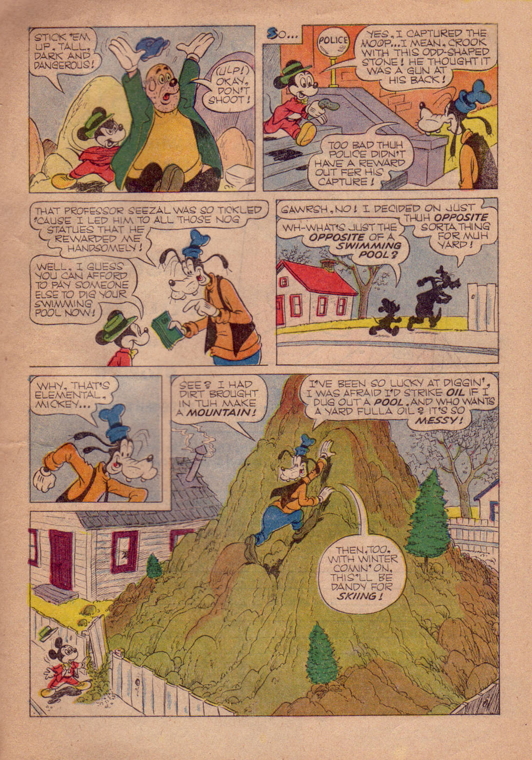 Walt Disney's Comics and Stories issue 242 - Page 33