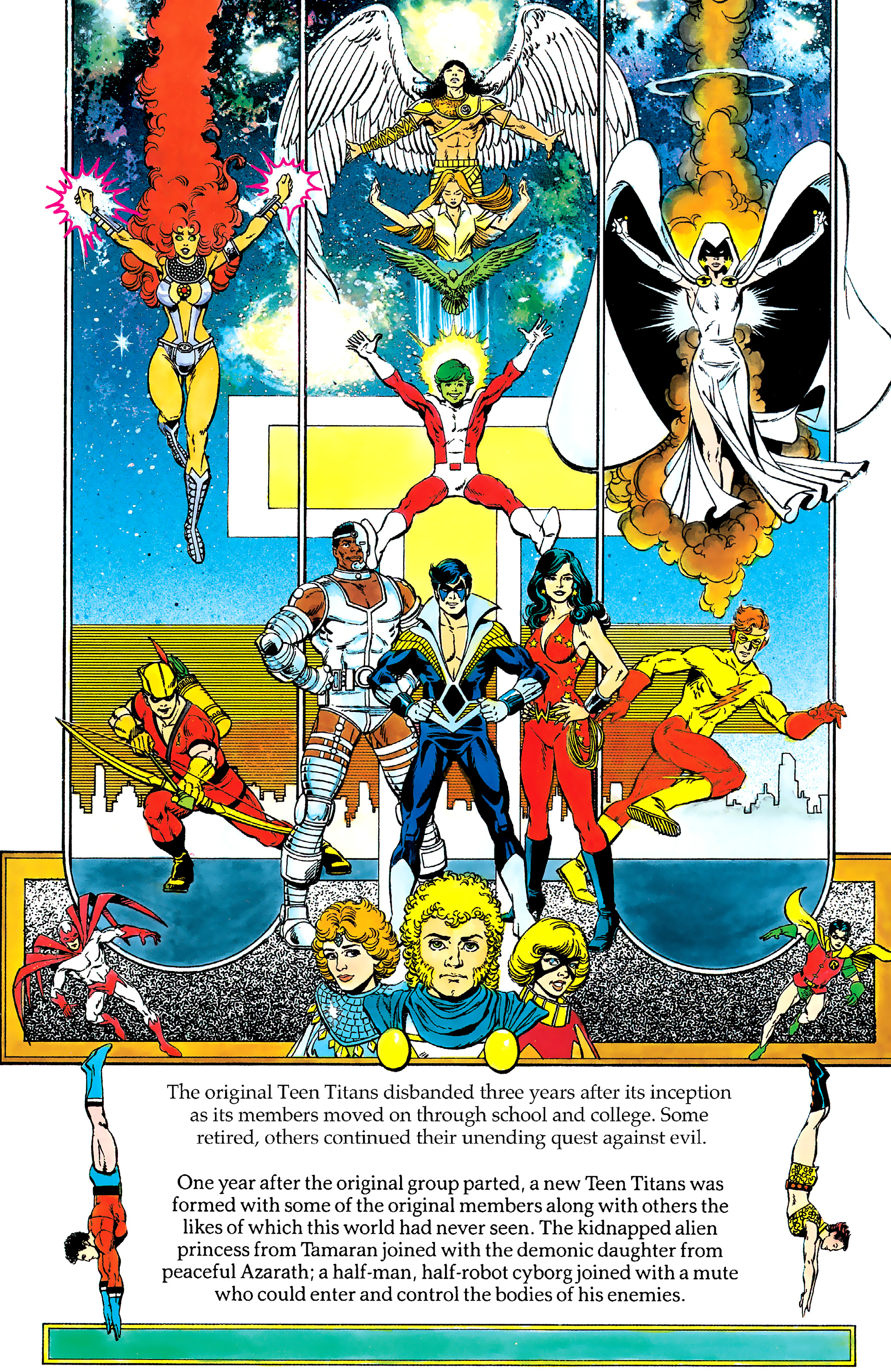 Read online History of the DC Universe comic -  Issue #2 - 32