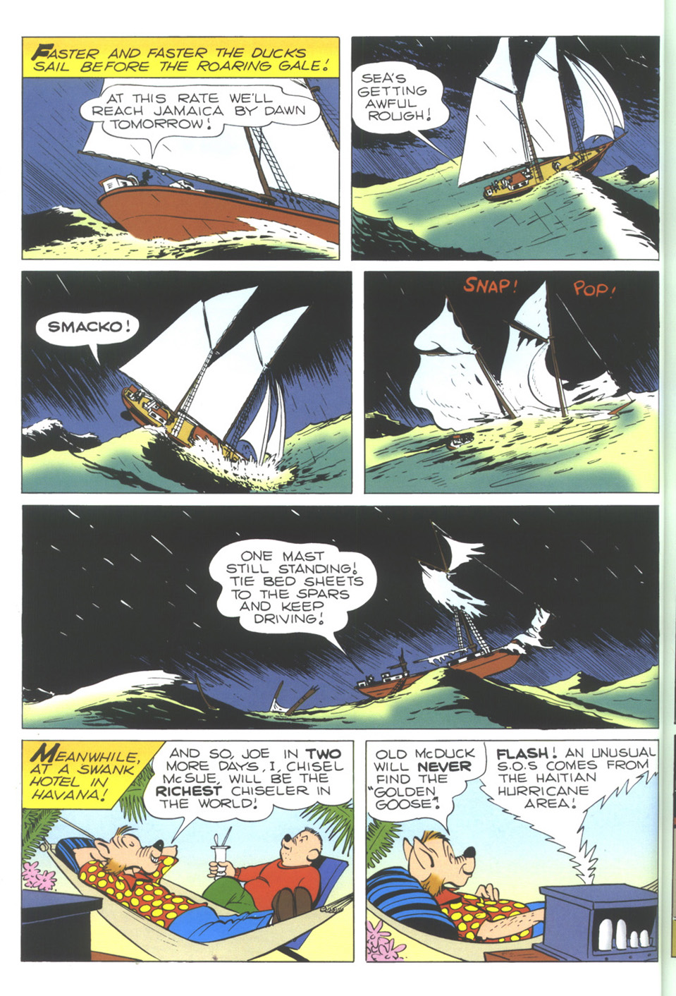 Read online Uncle Scrooge (1953) comic -  Issue #338 - 16