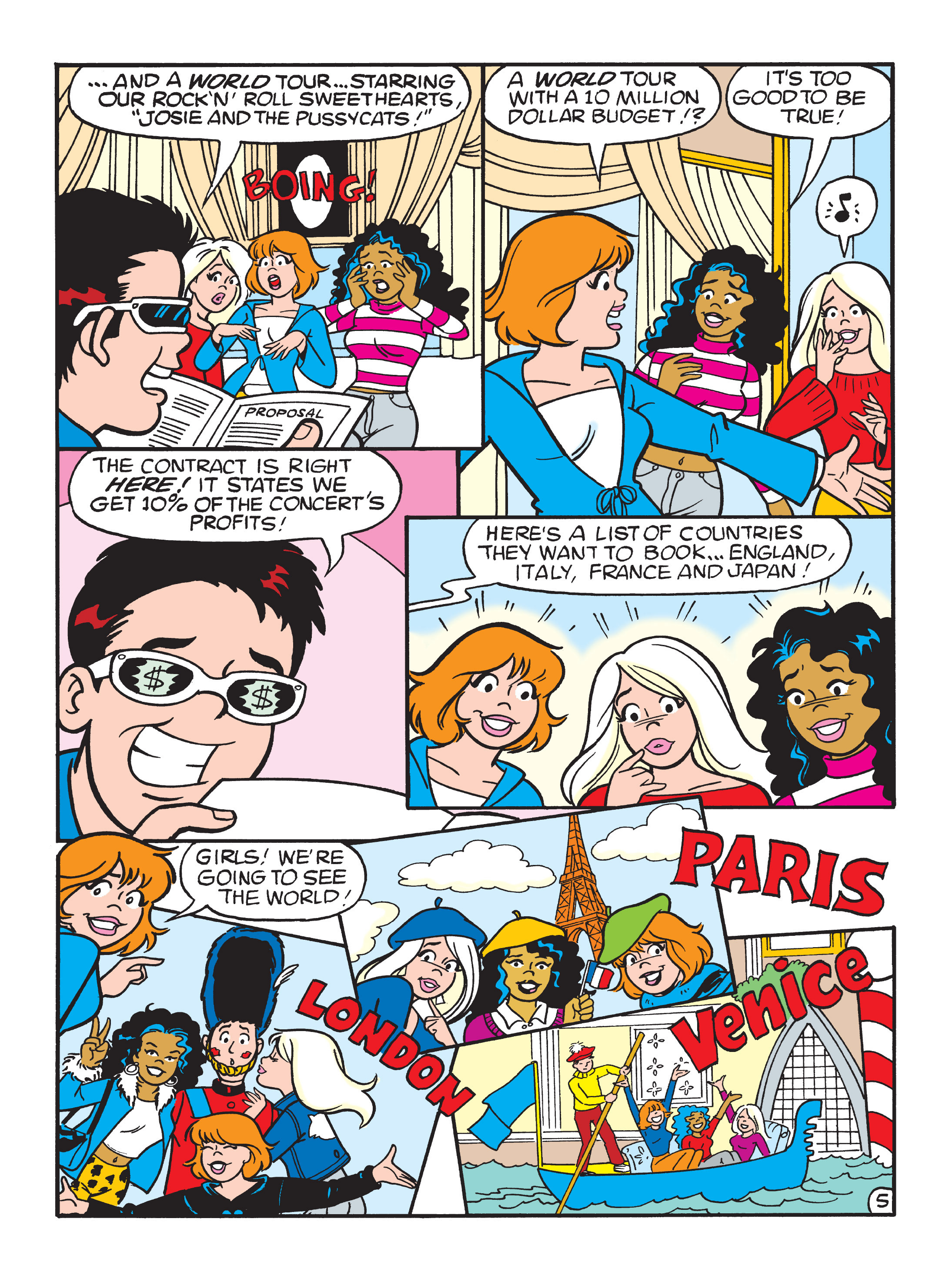 Read online Archie 75th Anniversary Digest comic -  Issue #3 - 189