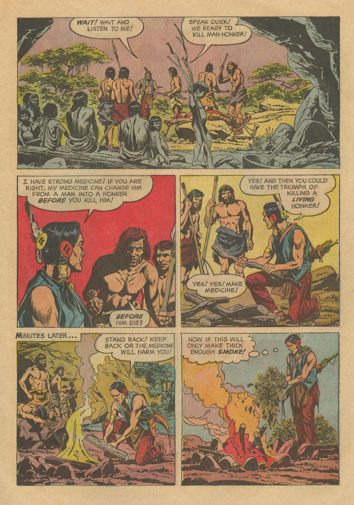 Read online Turok, Son of Stone comic -  Issue #54 - 9