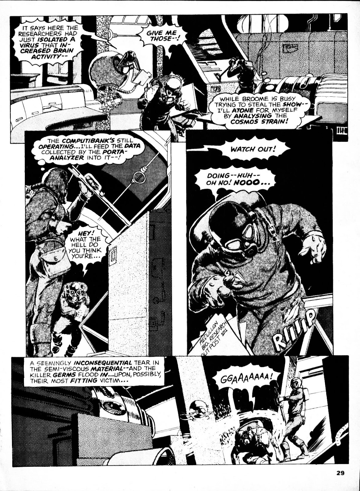 Nightmare (1970) issue 21 - Page 28