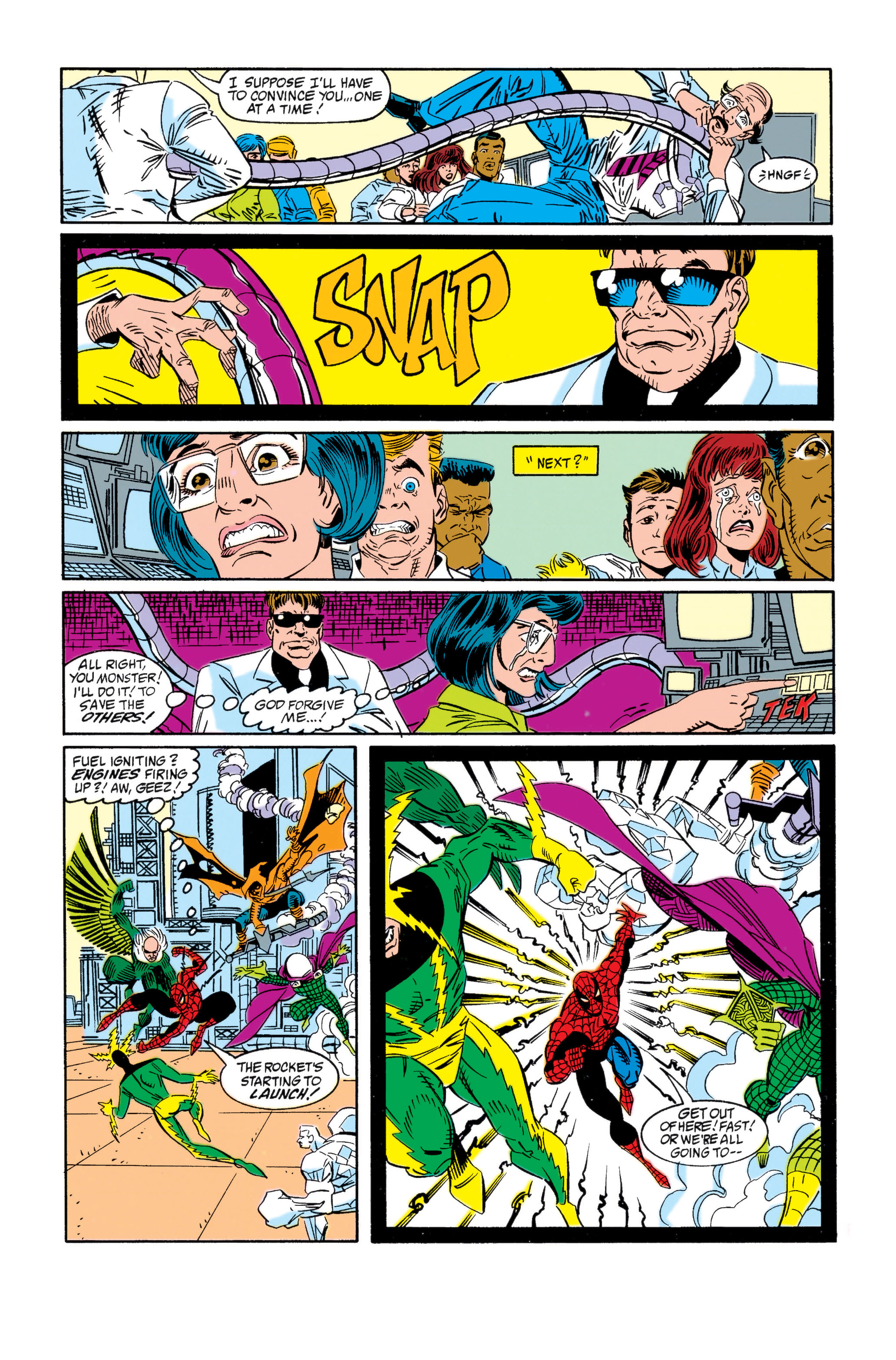 The Amazing Spider-Man (1963) 338 Page 22