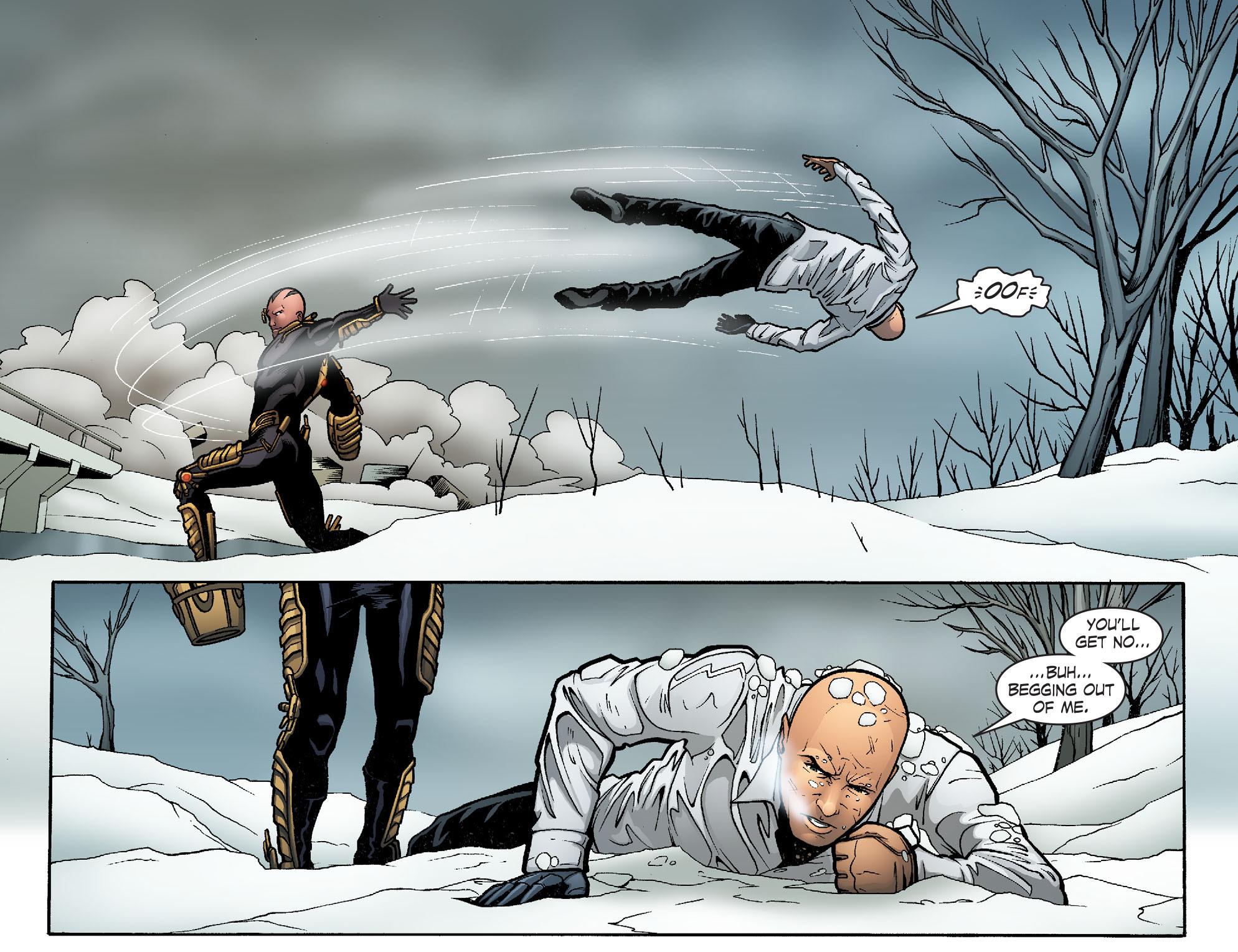 Read online Smallville: Alien comic -  Issue #10 - 9