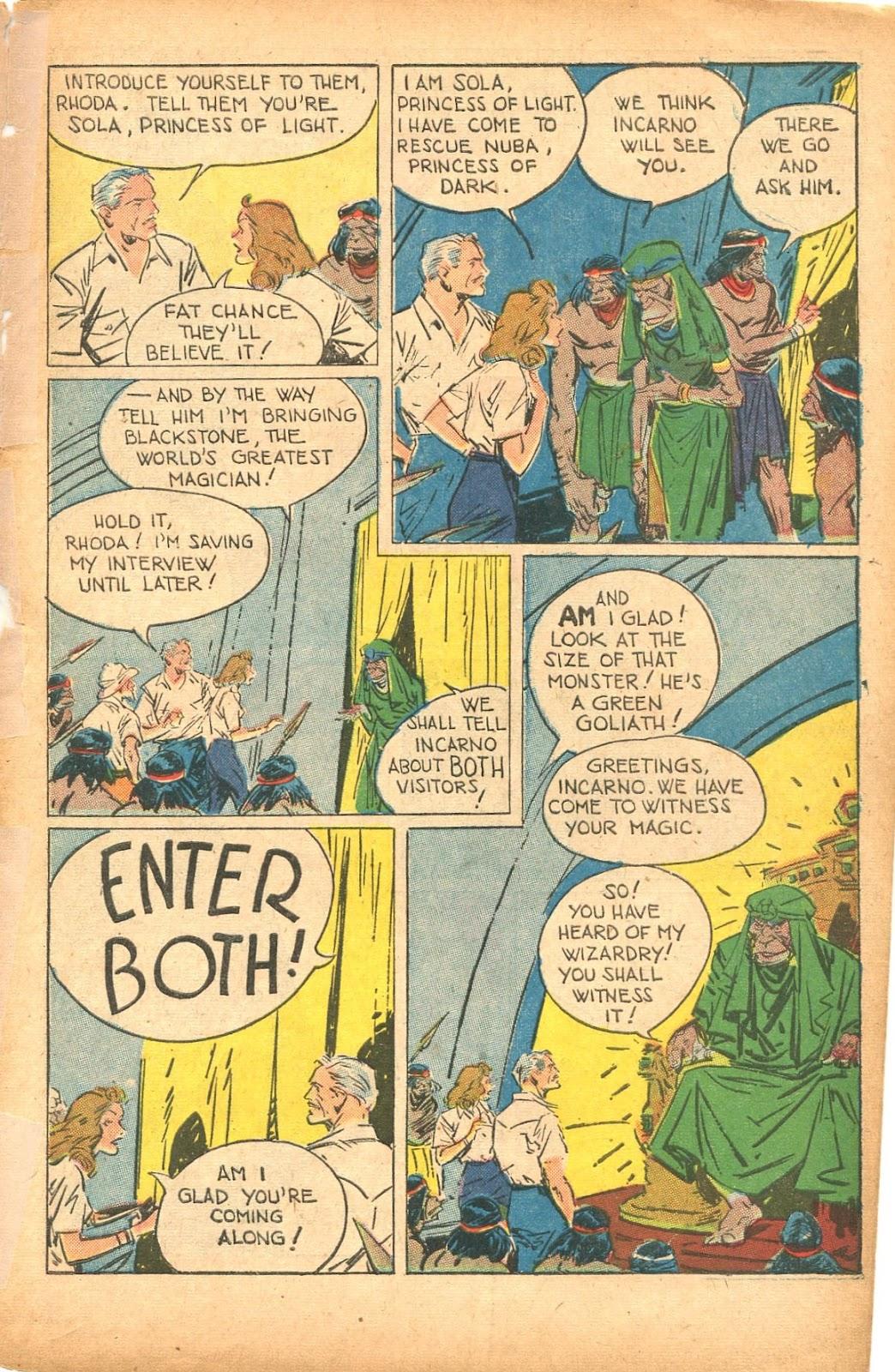 Read online Super-Magician Comics comic -  Issue #35 - 7