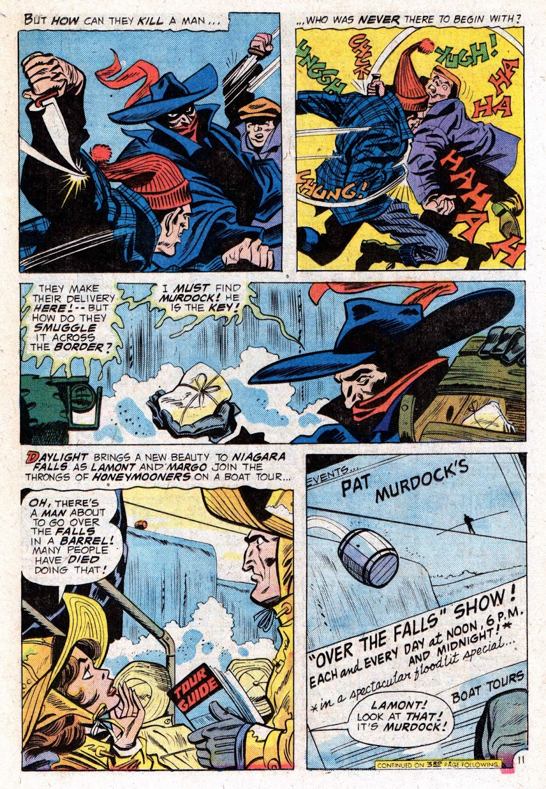 The Shadow (1973) issue 9 - Page 17