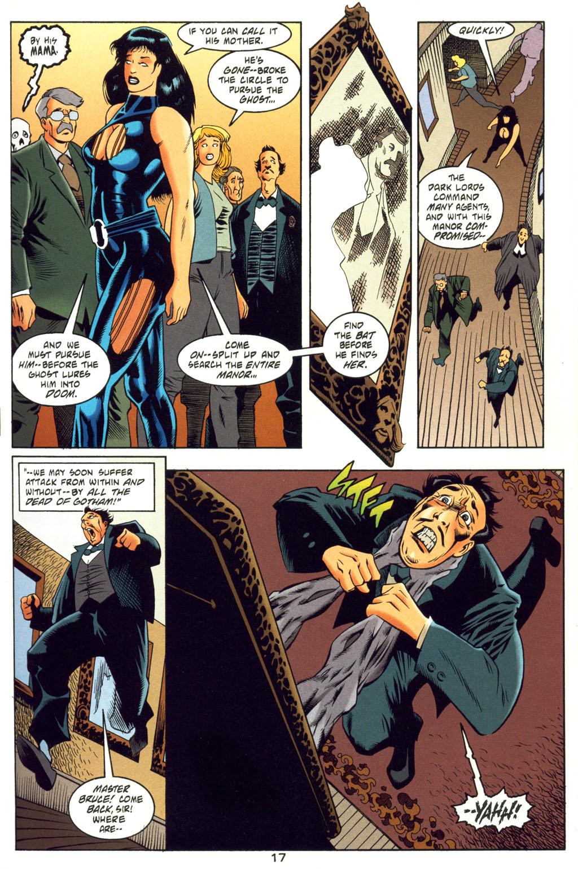 Read online Batman: Haunted Gotham comic -  Issue #4 - 17