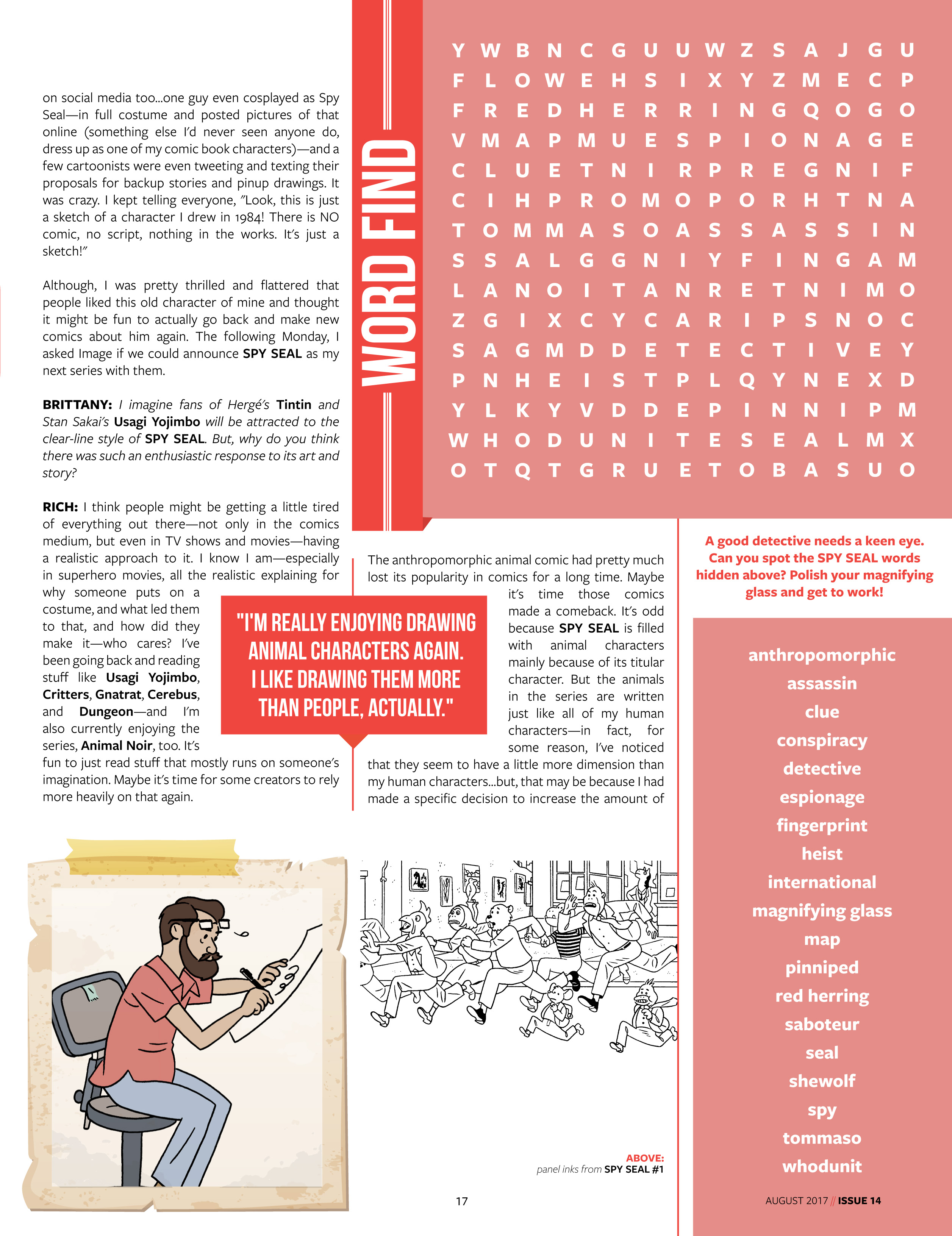 Read online Image comic -  Issue #14 - 16