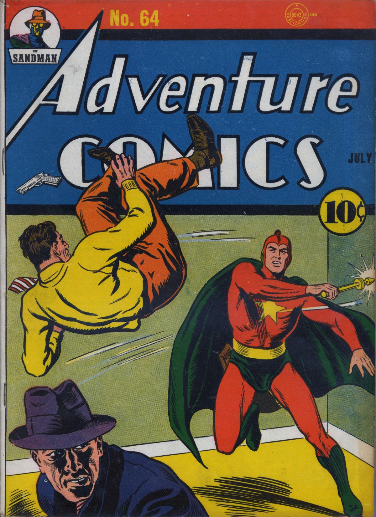 Read online Adventure Comics (1938) comic -  Issue #64 - 2