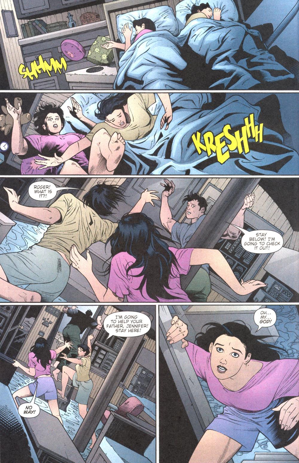 Read online Aquaman (2003) comic -  Issue #13 - 5