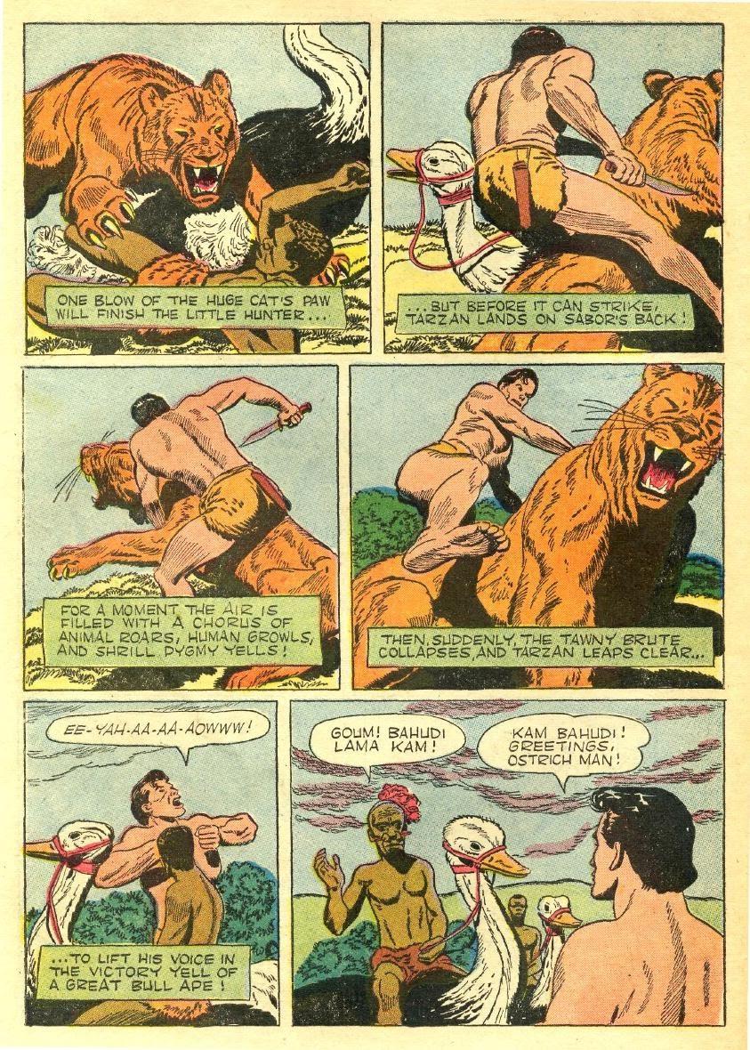 Tarzan (1948) issue 56 - Page 6