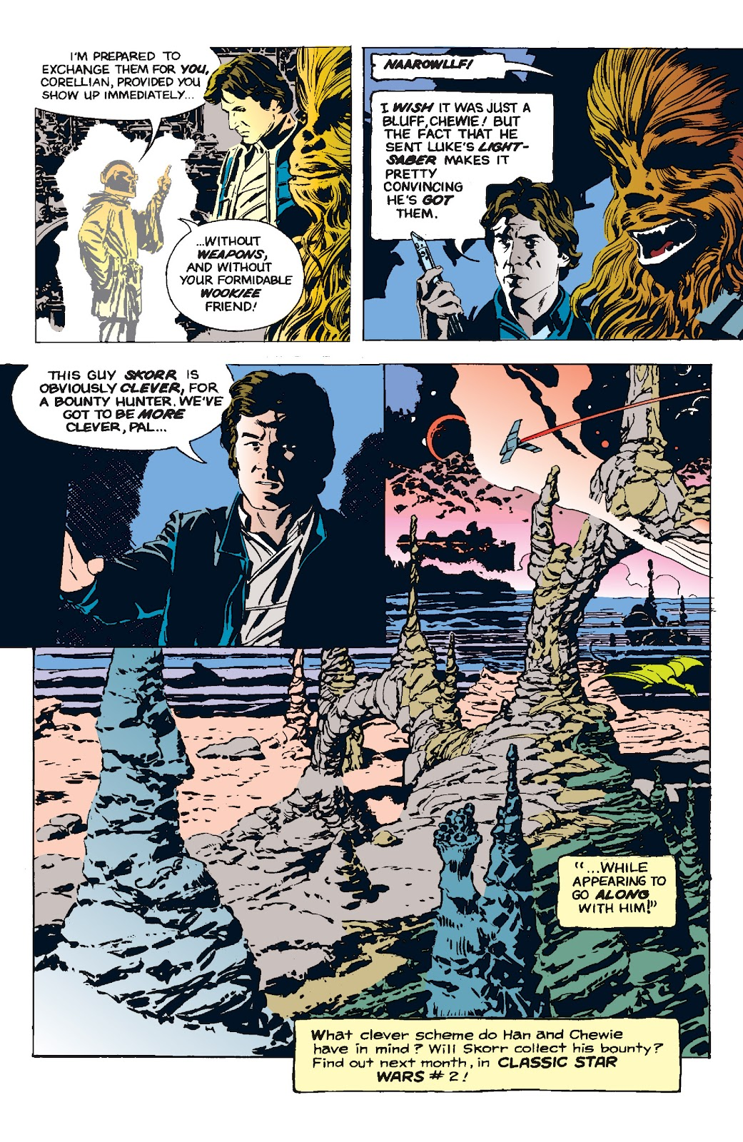 Read online Star Wars Legends: The Newspaper Strips - Epic Collection comic -  Issue # TPB (Part 5) - 6