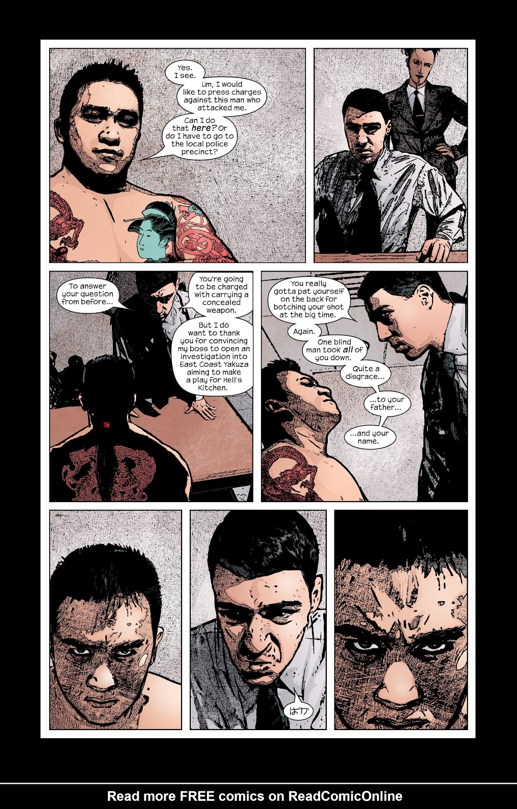 Read online Daredevil (1998) comic -  Issue # _Ultimate_Collection TPB 2 (Part 3) - 83