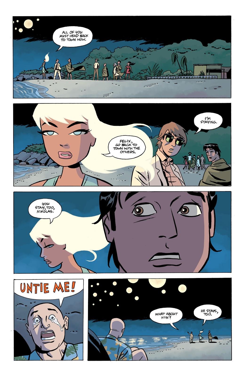 Read online The Twilight Children comic -  Issue #4 - 20