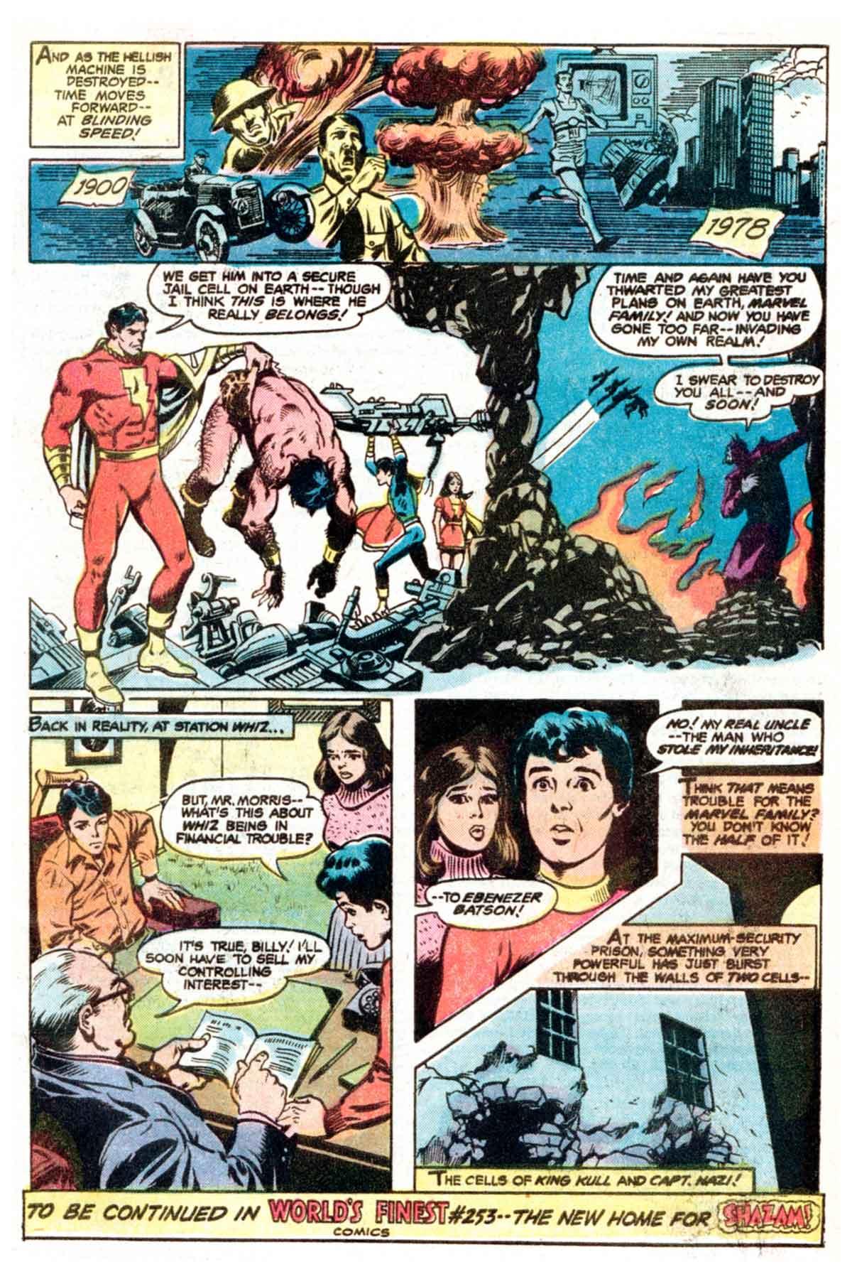 Read online Shazam! (1973) comic -  Issue #35 - 18