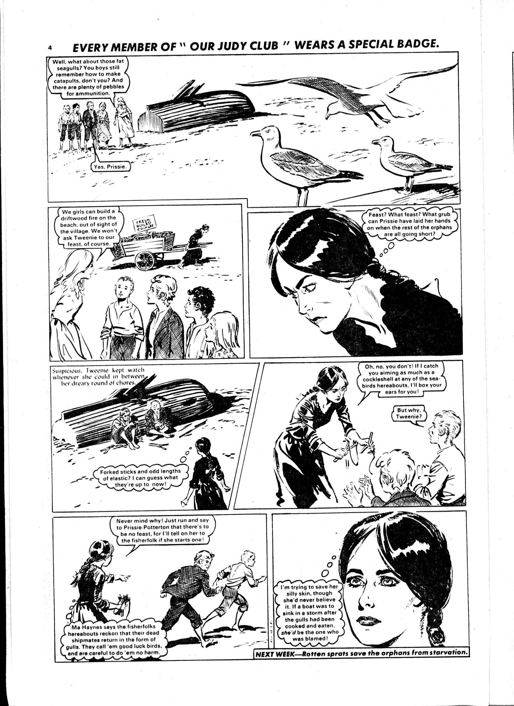 Read online Judy comic -  Issue #1107 - 4