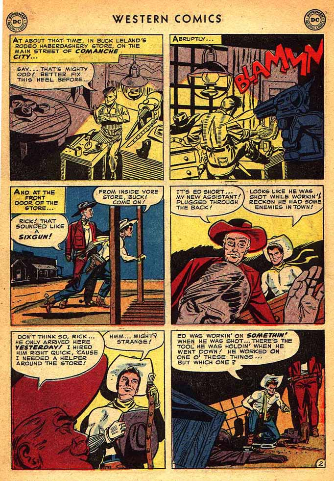 Western Comics issue 31 - Page 14