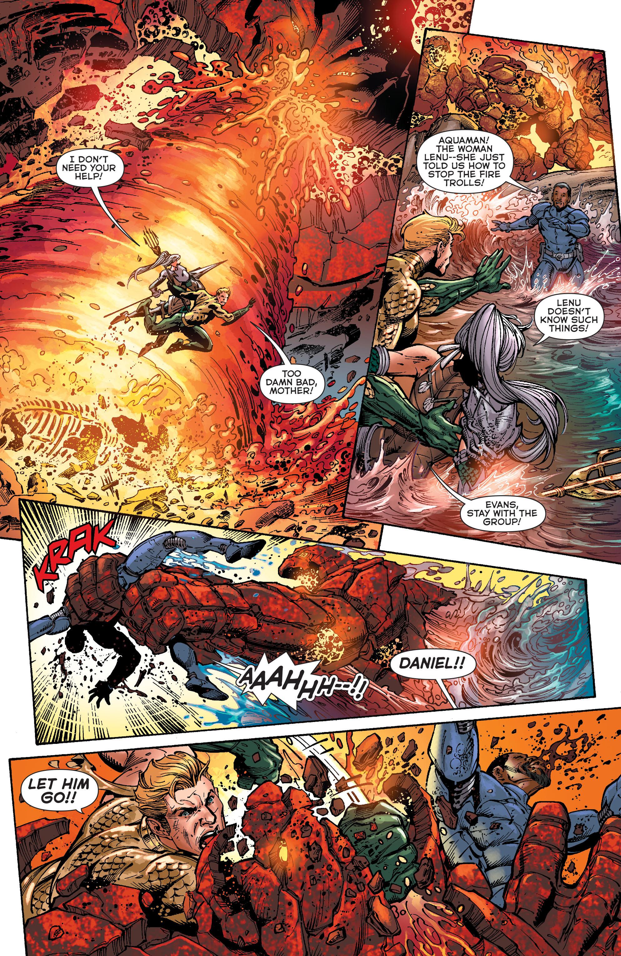 Read online Aquaman (2011) comic -  Issue #40 - 5