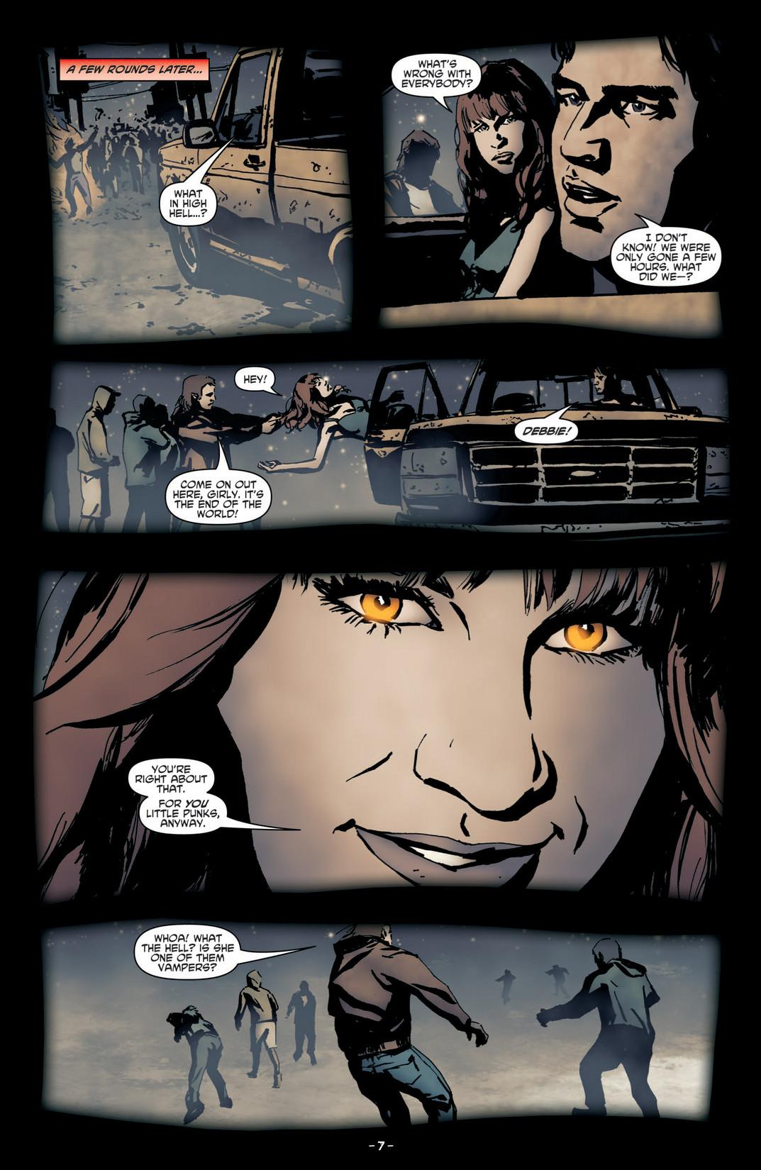 Read online True Blood (2012) comic -  Issue #4 - 9