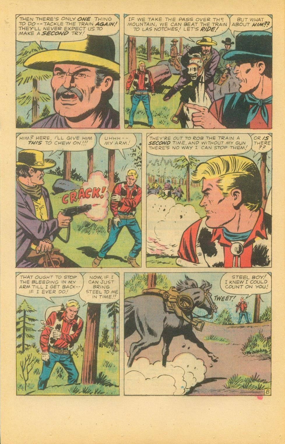 Kid Colt Outlaw issue 199 - Page 17