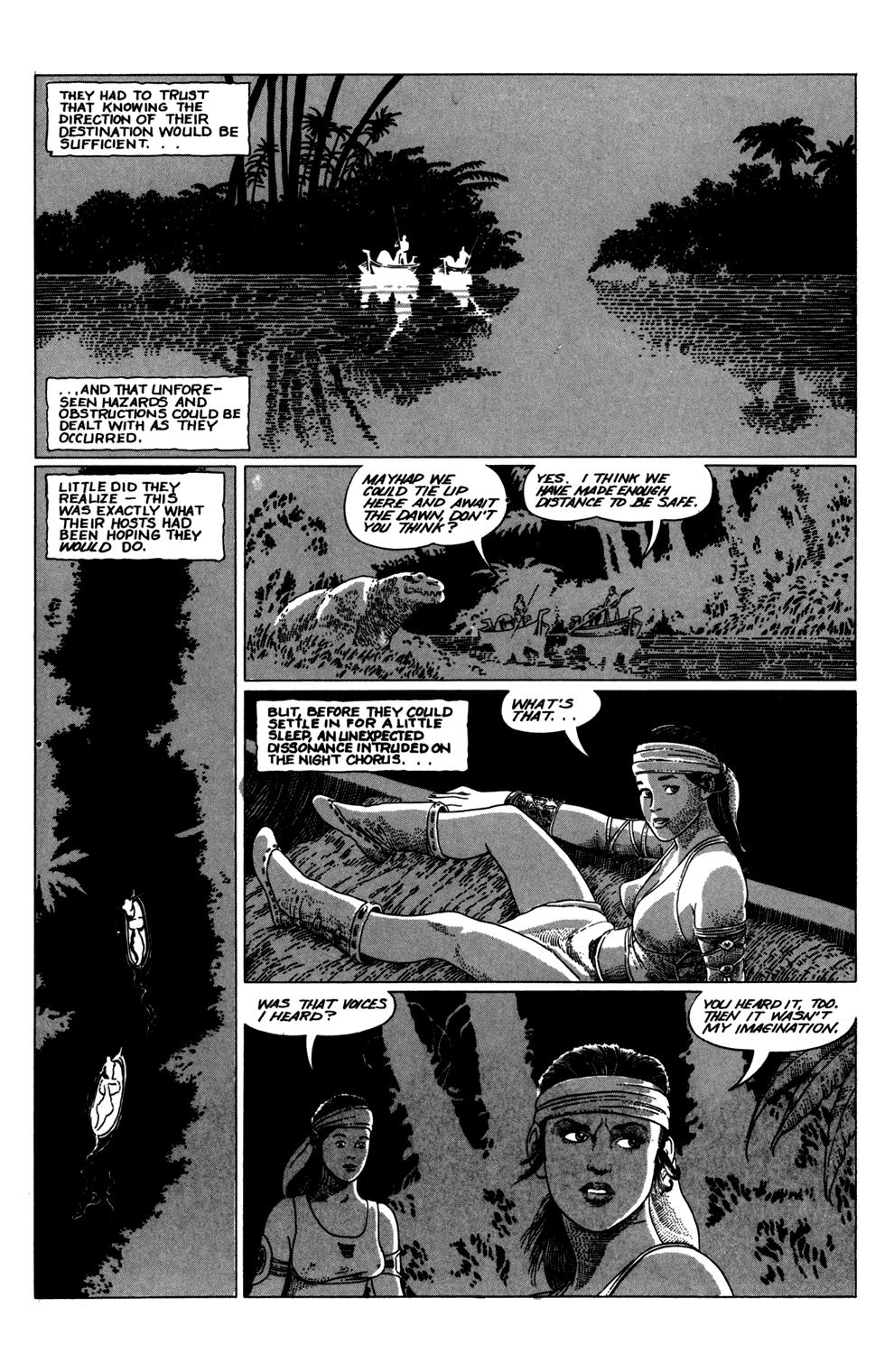 Dark Horse Presents (1986) Issue #37 #42 - English 17