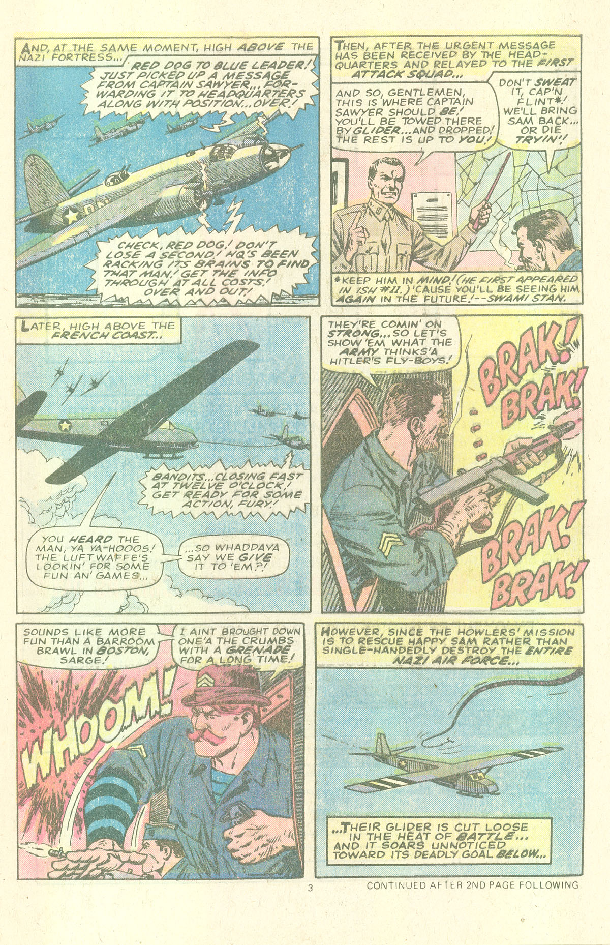Read online Sgt. Fury comic -  Issue #157 - 5
